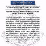 PDRM Cuba Perangkap Kenderaan Brunei?