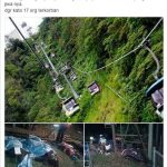 Kereta Kabel Sky Way Genting Highlands Putus?