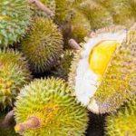 Buah Durian Dicelup Cecair Beracun?